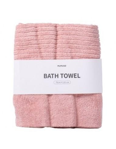 BATH TOWEL-MORANDI PINK