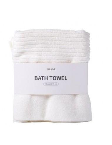 BATH TOWEL-MORANDI WHITE