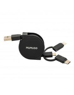3 IN 1 RETRACTABLE USB...
