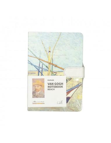 VAN GOGH NOTEBOOK (BEACH)